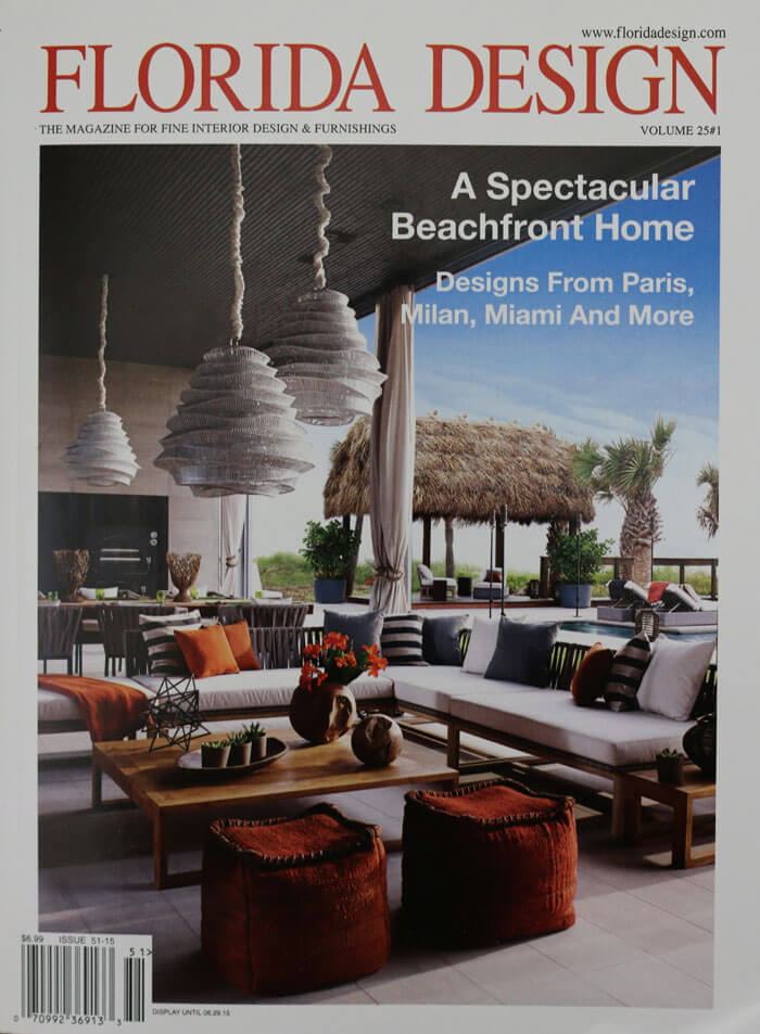 Florida Design Magazine Vol 25 1 Cjk Studiocjk Studio
