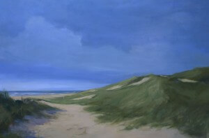 Bring me to the Shore   48x72   Oil on Canvas