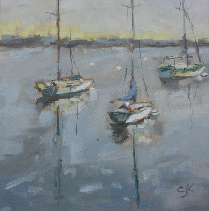 Boats on the St Johns
