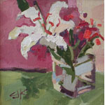flower, painting