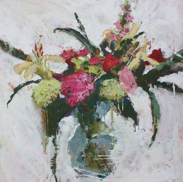 Flowers, Charleston, Paintings