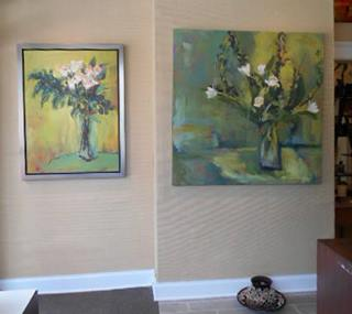 Paintings by Claire J Kendrick
