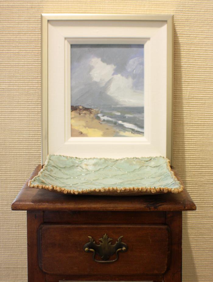 "T - Storm | 10"" x 8"" | Oil | Fairfax Gallery"