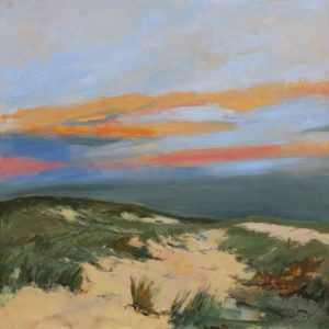 Cape Cod Day Break | 36x36 | Oil on Canvas